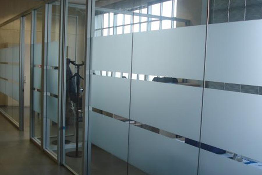 pellicole per uffici